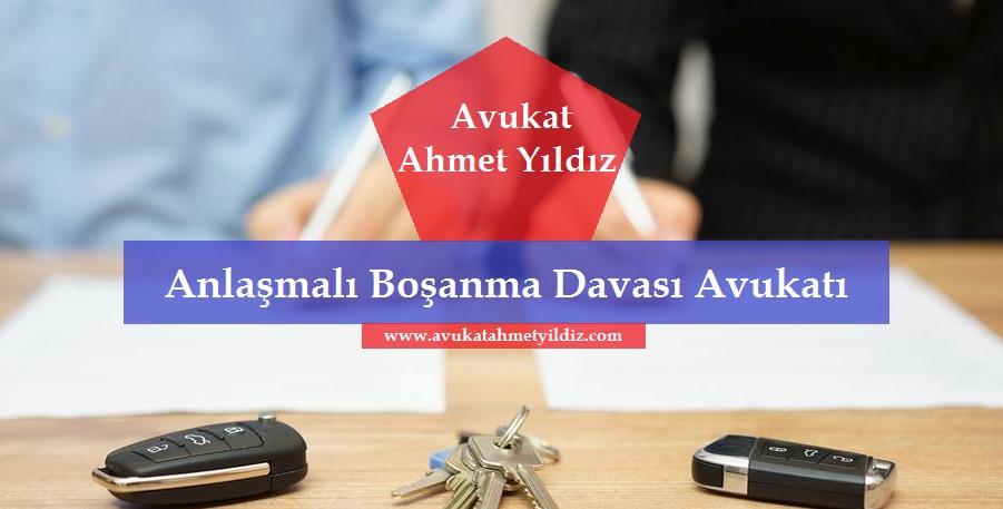 Anlaşmalı Boşanma Davası Avukatı - Av. Ahmet YILDIZ - Şanlıurfa Avukat