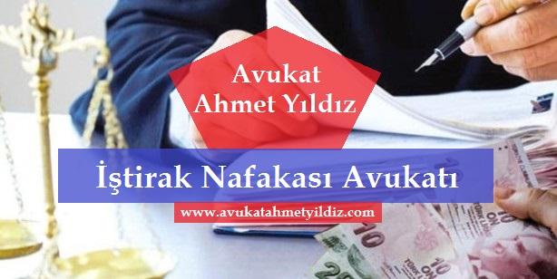 İştirak Nafakası Avukatı - Av. Ahmet YILDIZ - Şanlıurfa Avukat