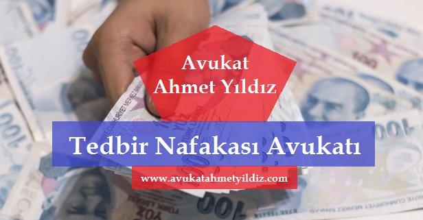Tedbir Nafakası Avukatı - Av. Ahmet YILDIZ - Şanlıurfa Avukat