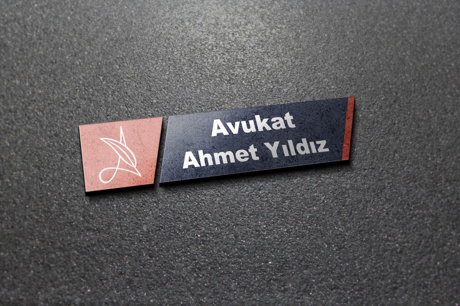 Avukat Ahmet Yıldız